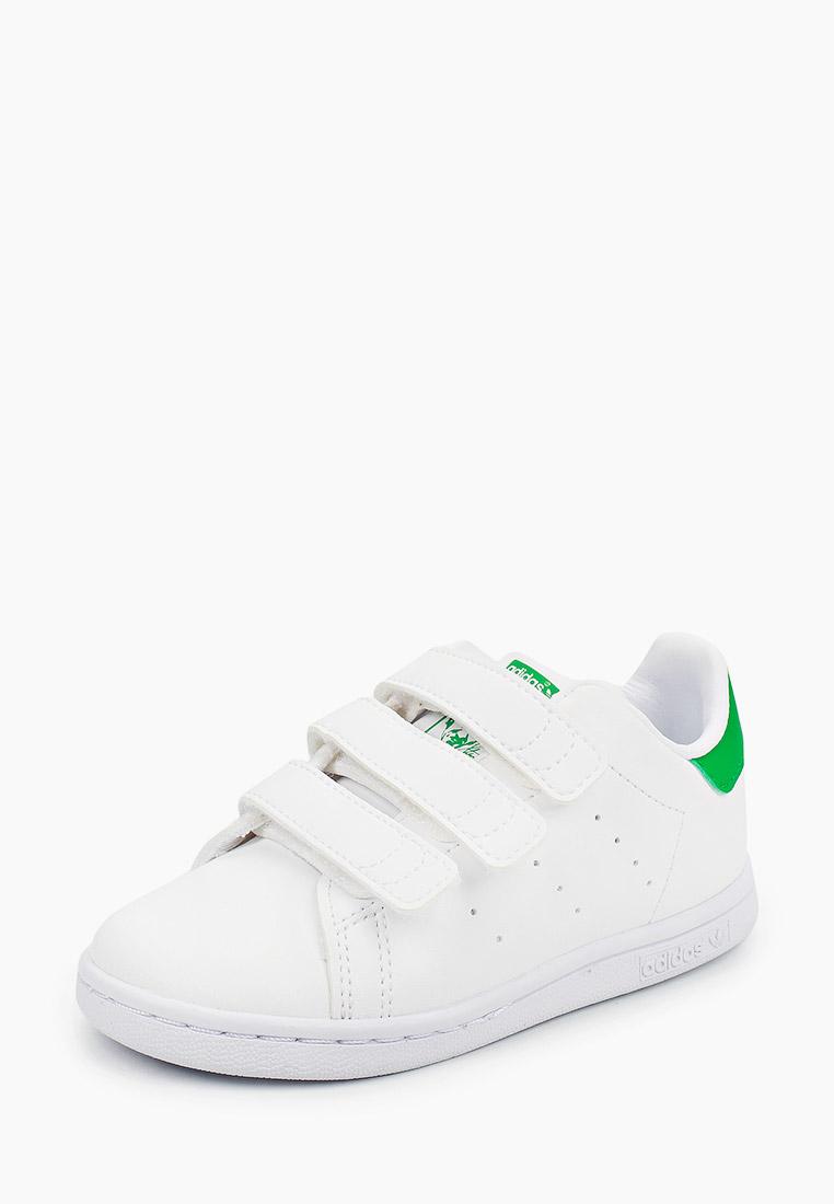 Кеды для мальчиков Adidas Originals (Адидас Ориджиналс) FX7532: изображение 2