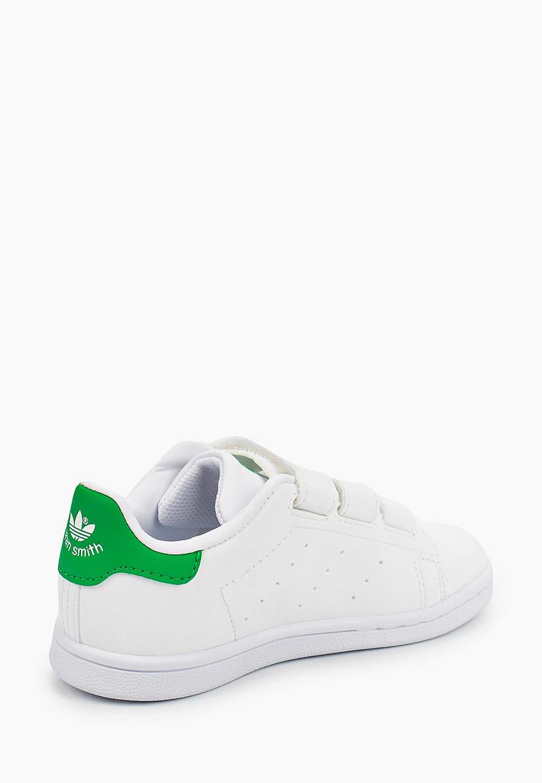 Кеды для мальчиков Adidas Originals (Адидас Ориджиналс) FX7532: изображение 3