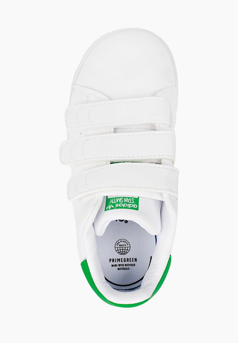 Кеды для мальчиков Adidas Originals (Адидас Ориджиналс) FX7532: изображение 4