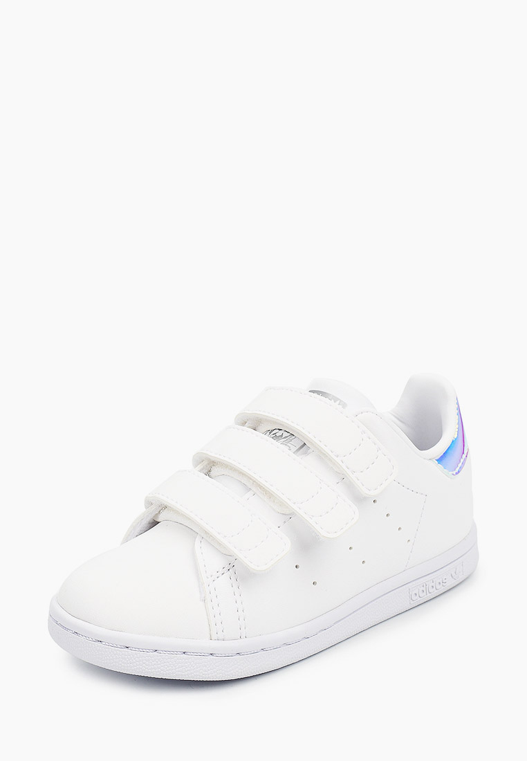 Кеды для мальчиков Adidas Originals (Адидас Ориджиналс) FX7537: изображение 2