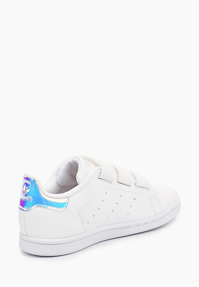 Кеды для мальчиков Adidas Originals (Адидас Ориджиналс) FX7537: изображение 3