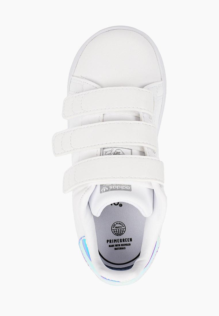 Кеды для мальчиков Adidas Originals (Адидас Ориджиналс) FX7537: изображение 4