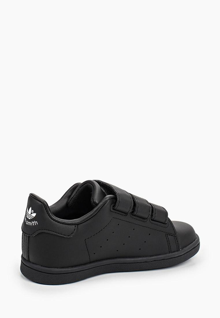 Кеды для мальчиков Adidas Originals (Адидас Ориджиналс) FY0968: изображение 3