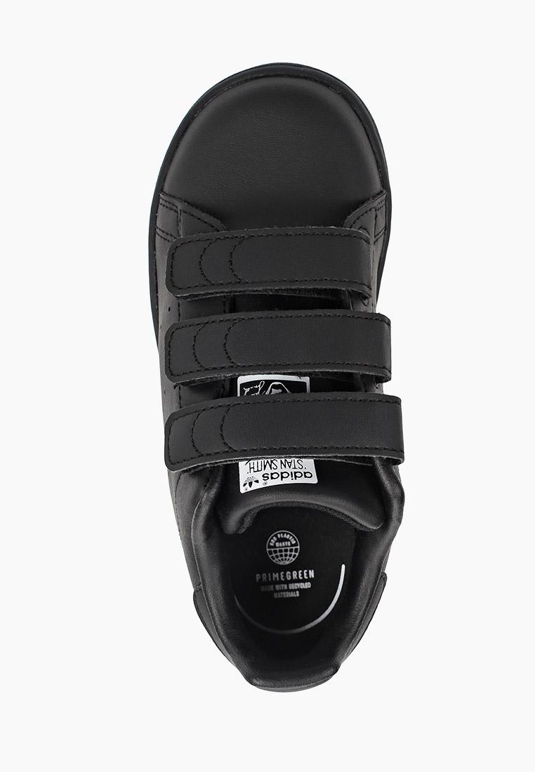 Кеды для мальчиков Adidas Originals (Адидас Ориджиналс) FY0968: изображение 4