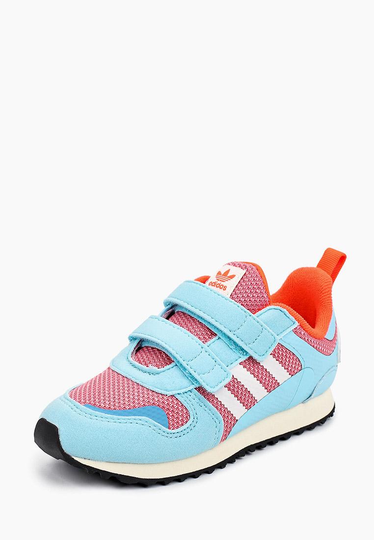 Кроссовки для мальчиков Adidas Originals (Адидас Ориджиналс) FY2655: изображение 2