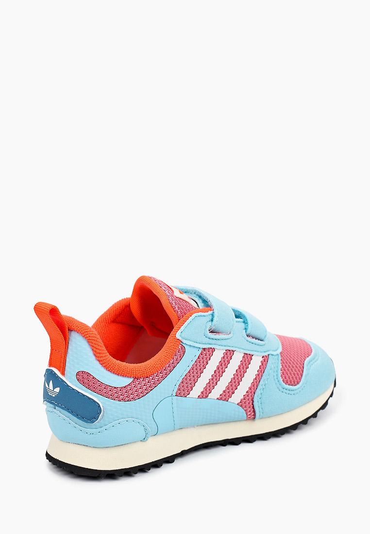 Кроссовки для мальчиков Adidas Originals (Адидас Ориджиналс) FY2655: изображение 3