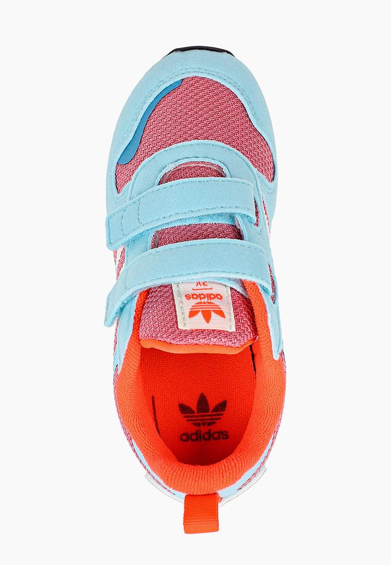Кроссовки для мальчиков Adidas Originals (Адидас Ориджиналс) FY2655: изображение 4