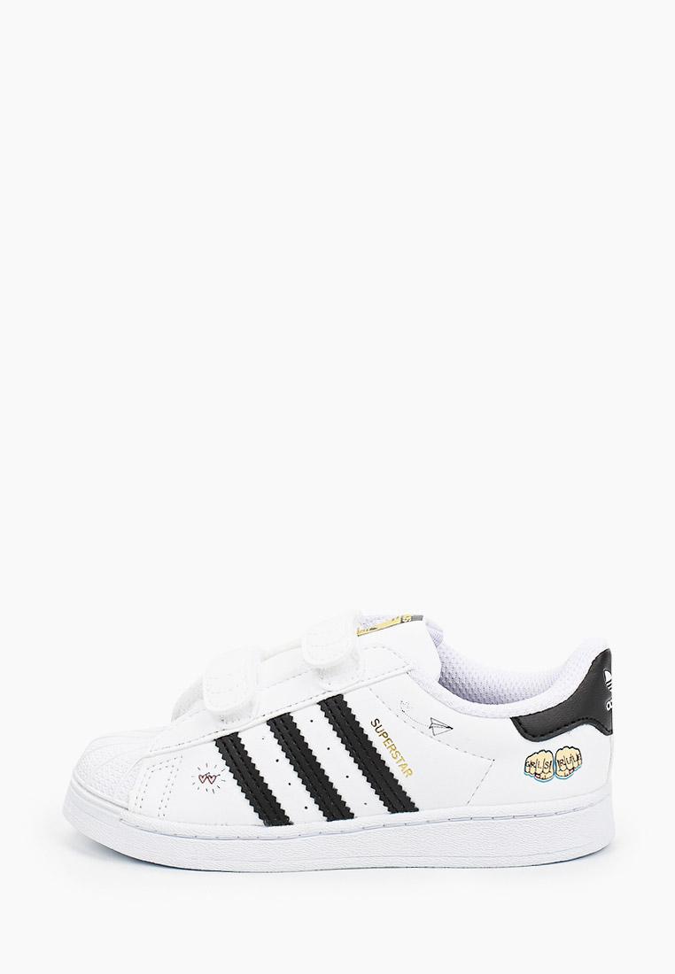 Кеды для мальчиков Adidas Originals (Адидас Ориджиналс) FZ0619