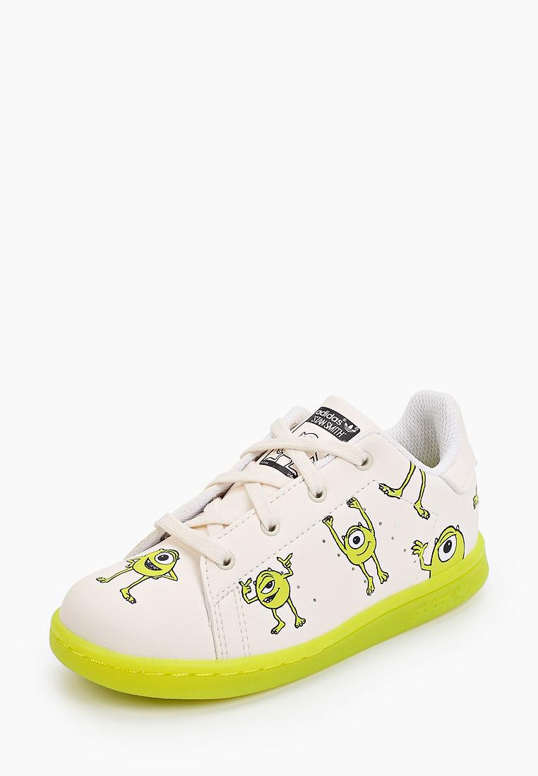 Кеды для мальчиков Adidas Originals (Адидас Ориджиналс) GZ8513: изображение 2