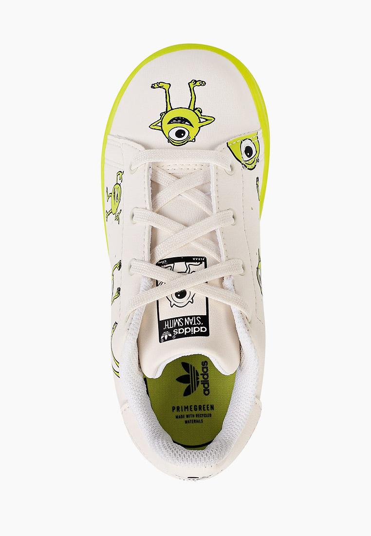 Кеды для мальчиков Adidas Originals (Адидас Ориджиналс) GZ8513: изображение 4