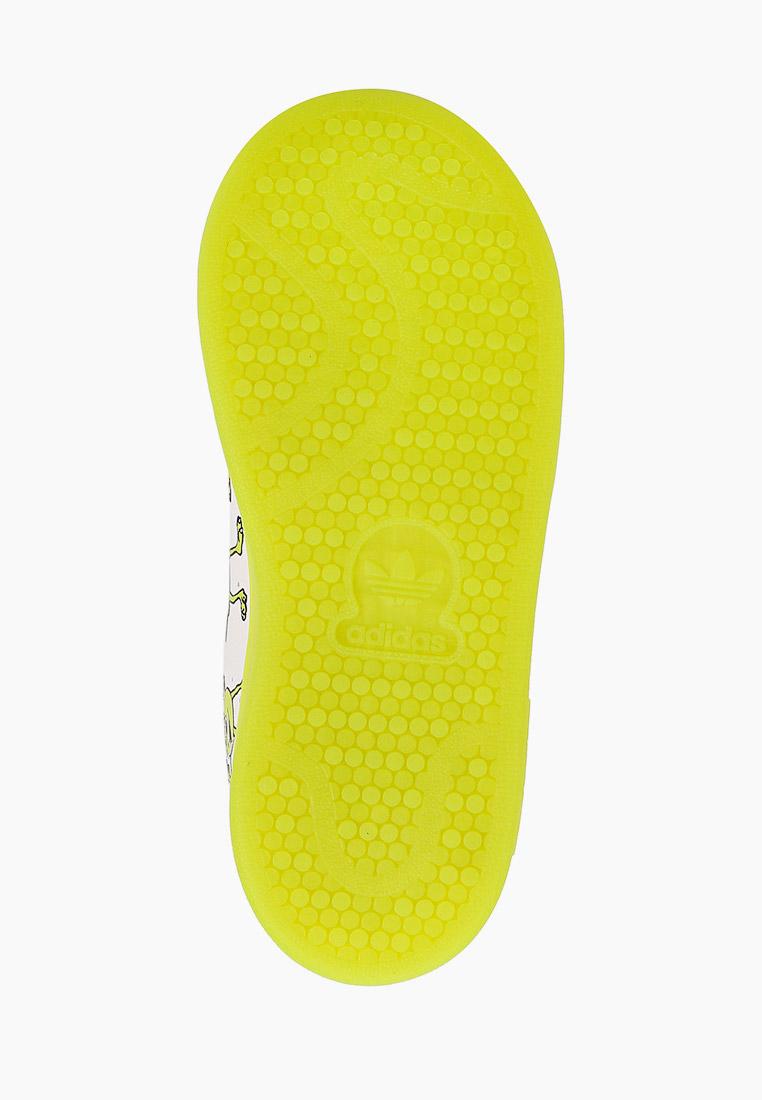 Кеды для мальчиков Adidas Originals (Адидас Ориджиналс) GZ8513: изображение 5