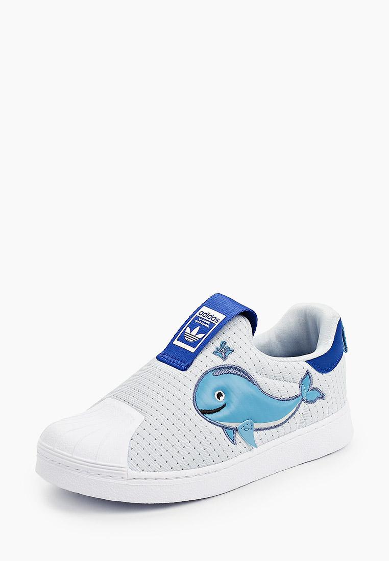 Кеды Adidas Originals (Адидас Ориджиналс) FX4930: изображение 2