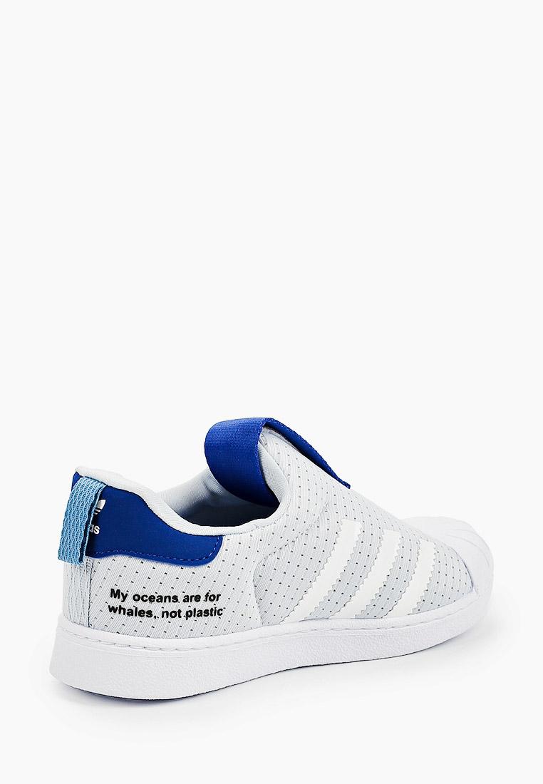 Кеды Adidas Originals (Адидас Ориджиналс) FX4930: изображение 3