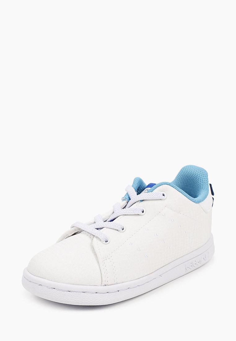 Кеды для мальчиков Adidas Originals (Адидас Ориджиналс) FX6005: изображение 2