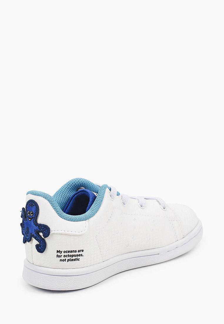 Кеды для мальчиков Adidas Originals (Адидас Ориджиналс) FX6005: изображение 3