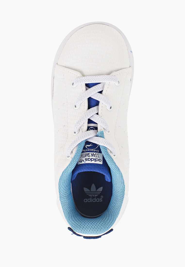Кеды для мальчиков Adidas Originals (Адидас Ориджиналс) FX6005: изображение 4