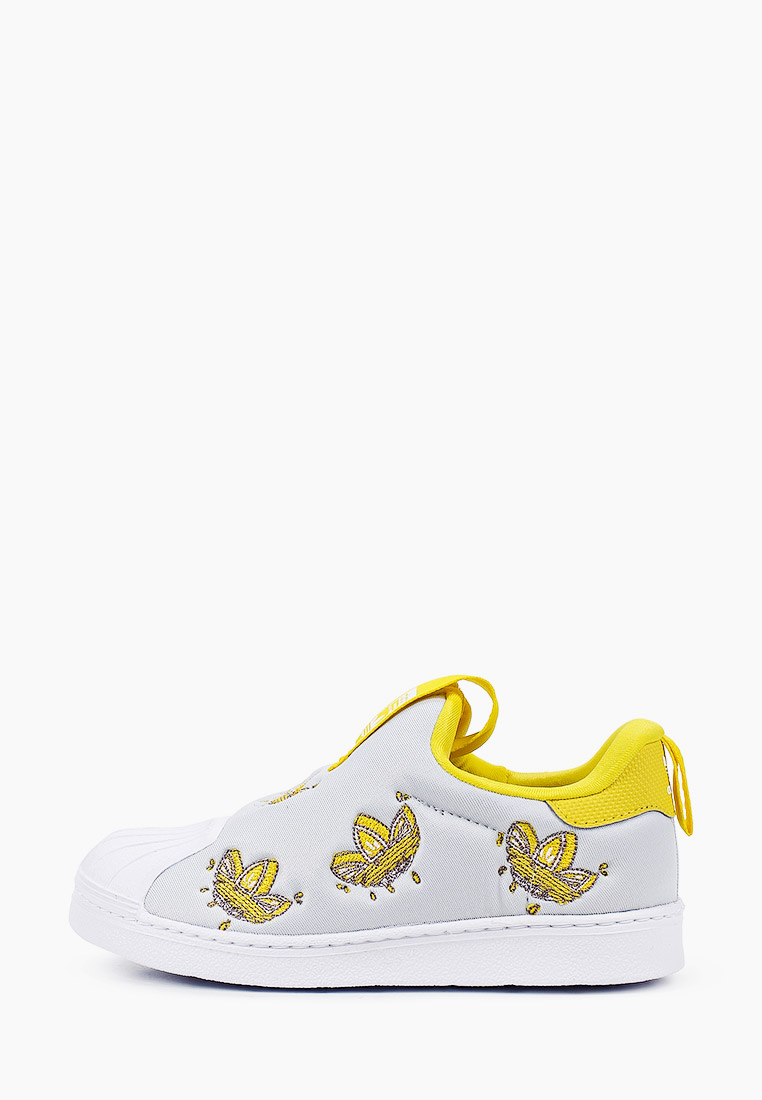 Кеды для мальчиков Adidas Originals (Адидас Ориджиналс) FY2513