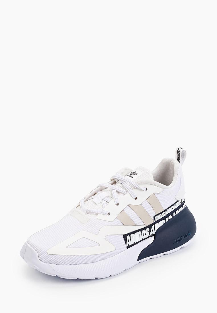 Кроссовки для мальчиков Adidas Originals (Адидас Ориджиналс) FY2636: изображение 2