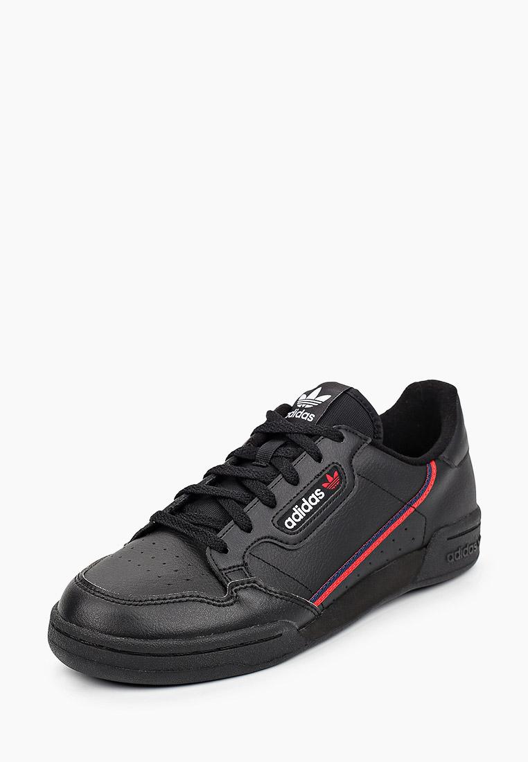 Кеды для мальчиков Adidas Originals (Адидас Ориджиналс) F99786: изображение 2
