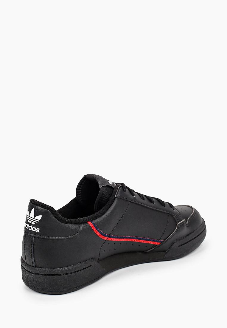 Кеды для мальчиков Adidas Originals (Адидас Ориджиналс) F99786: изображение 3