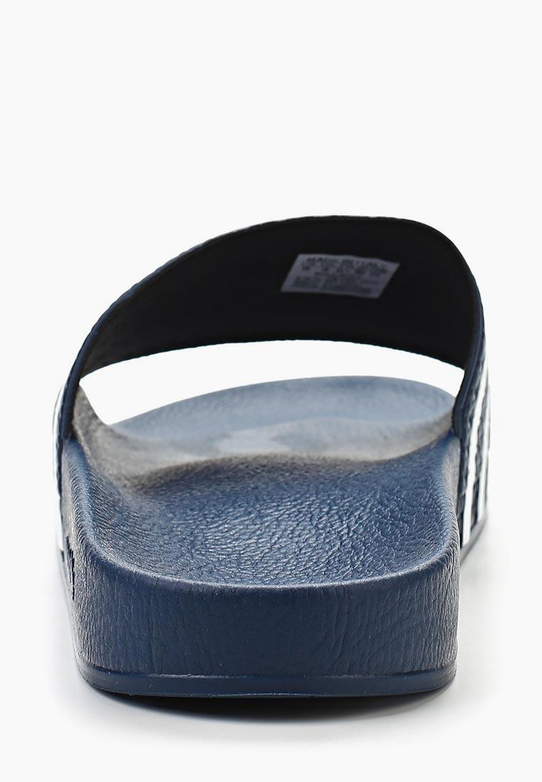 Мужская резиновая обувь Adidas Originals (Адидас Ориджиналс) 288022: изображение 2