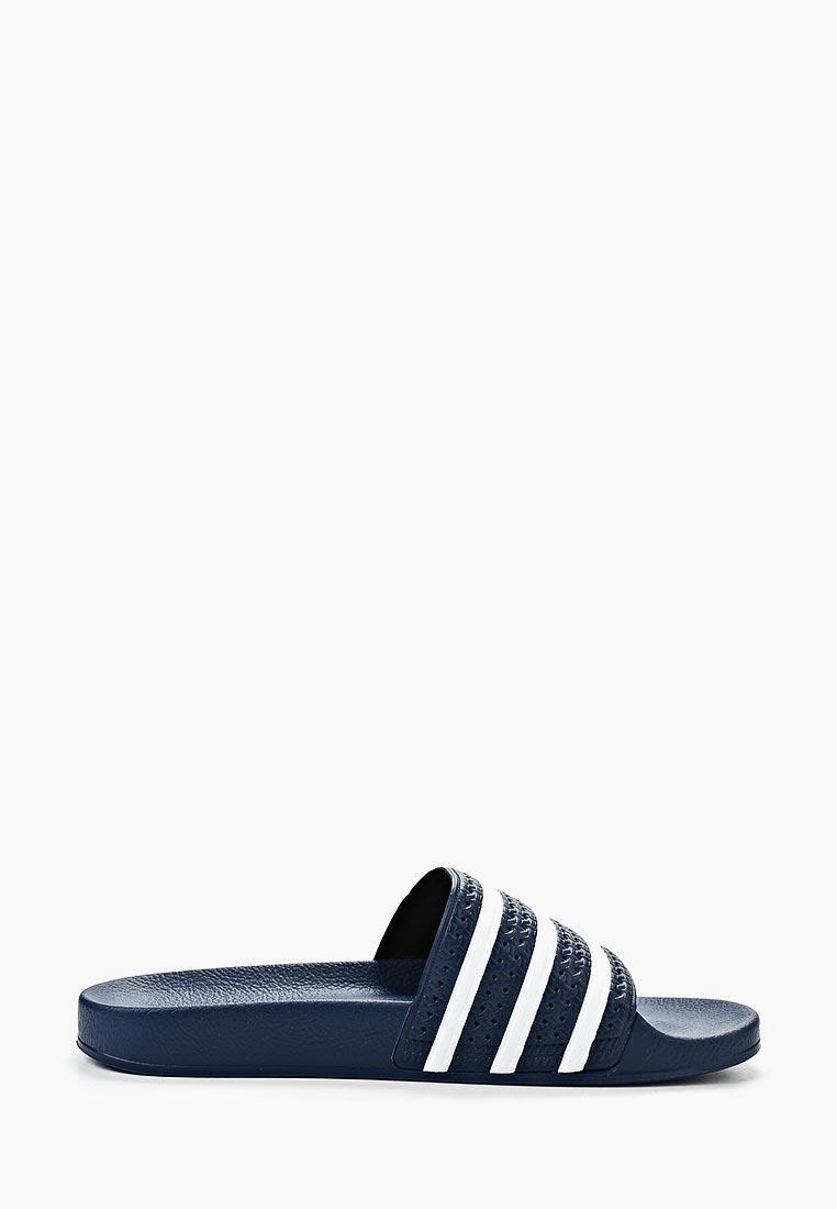 Мужская резиновая обувь Adidas Originals (Адидас Ориджиналс) 288022: изображение 5