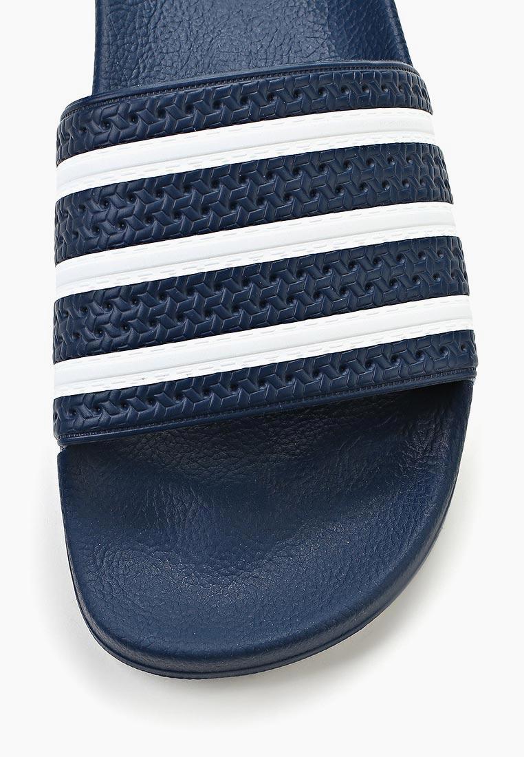 Мужская резиновая обувь Adidas Originals (Адидас Ориджиналс) 288022: изображение 6