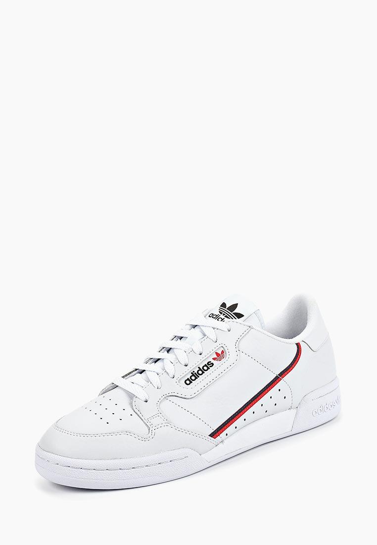 Мужские кеды Adidas Originals (Адидас Ориджиналс) B41673