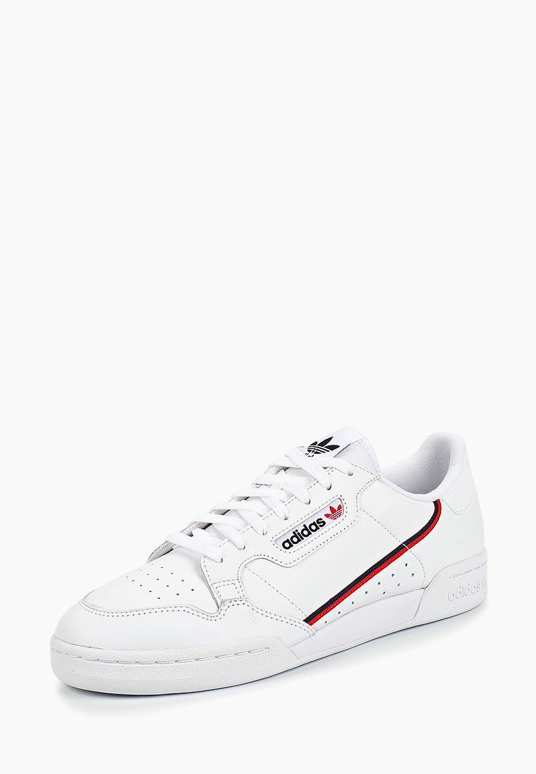 Мужские кеды Adidas Originals (Адидас Ориджиналс) B41674