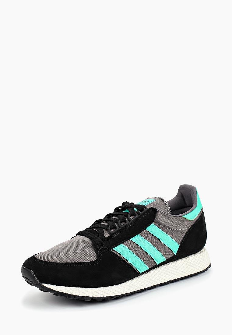Мужские кроссовки Adidas Originals (Адидас Ориджиналс) B38001