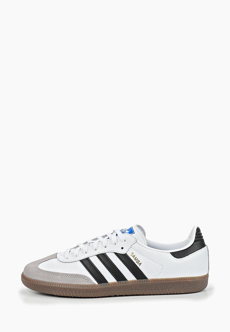 Мужские кеды Adidas Originals (Адидас Ориджиналс) B75806