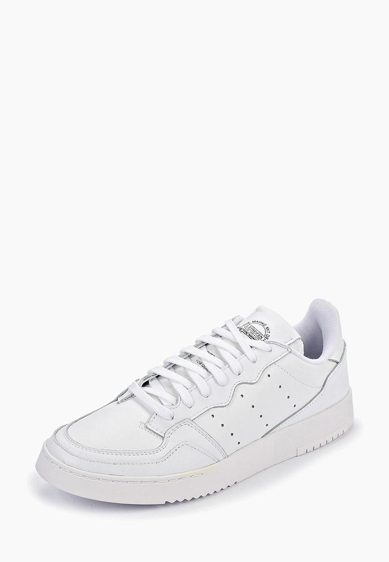 Мужские кеды Adidas Originals (Адидас Ориджиналс) EE6037: изображение 2