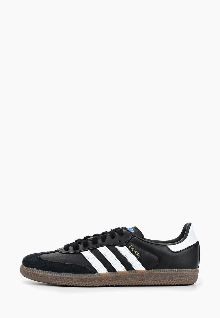 Мужские кеды Adidas Originals (Адидас Ориджиналс) B75807