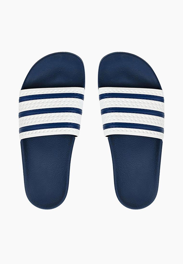 Мужская резиновая обувь Adidas Originals (Адидас Ориджиналс) G16220