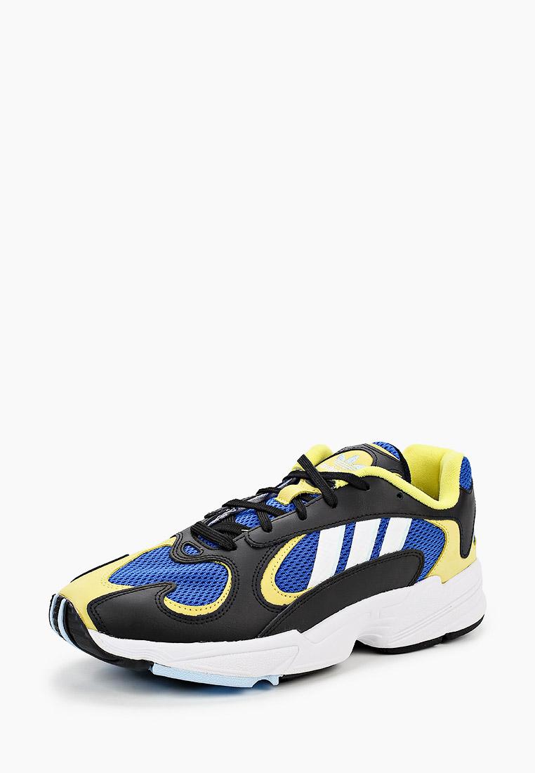 Мужские кроссовки Adidas Originals (Адидас Ориджиналс) FV1836: изображение 2
