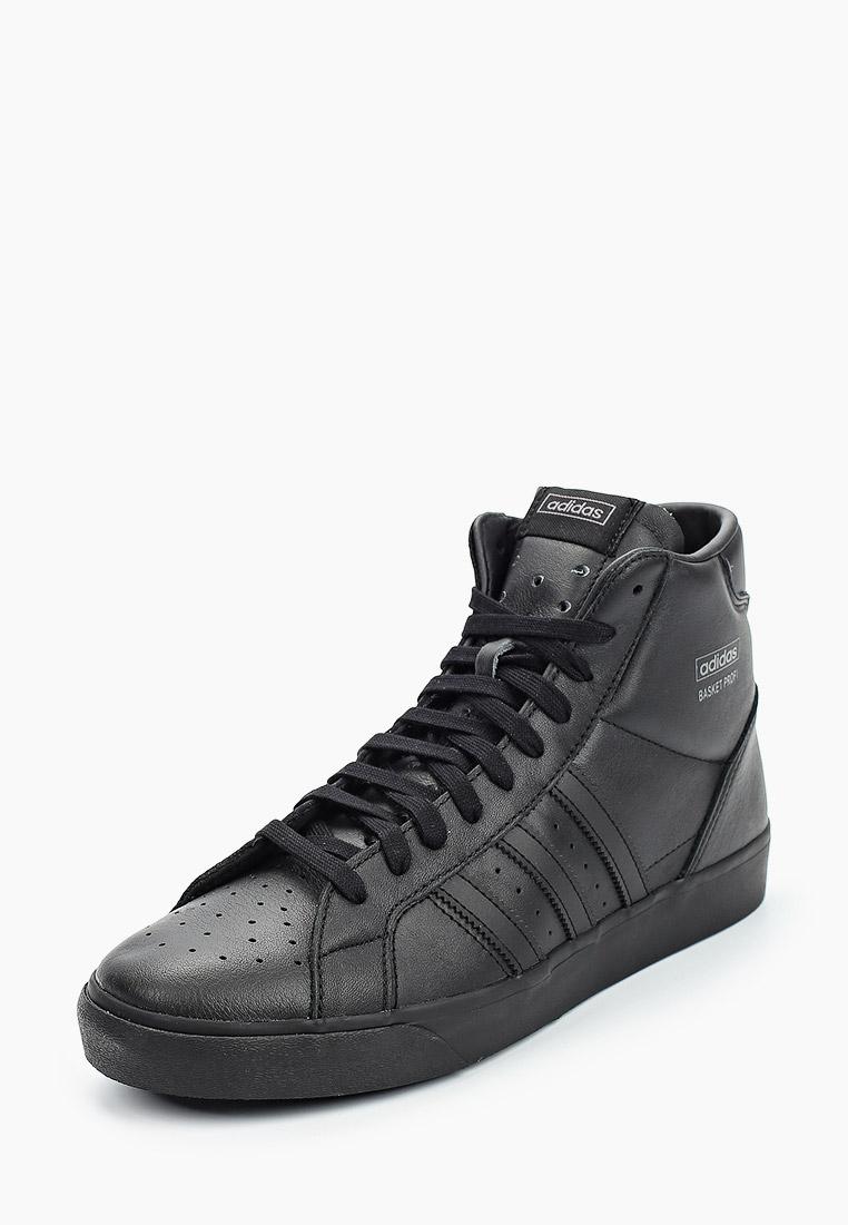 Мужские кеды Adidas Originals (Адидас Ориджиналс) FW3640: изображение 2