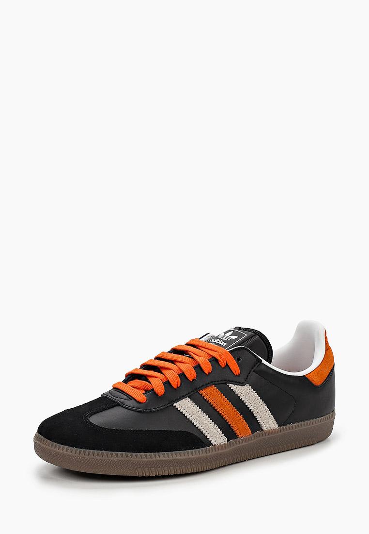 Мужские кеды Adidas Originals (Адидас Ориджиналс) FW5386: изображение 2