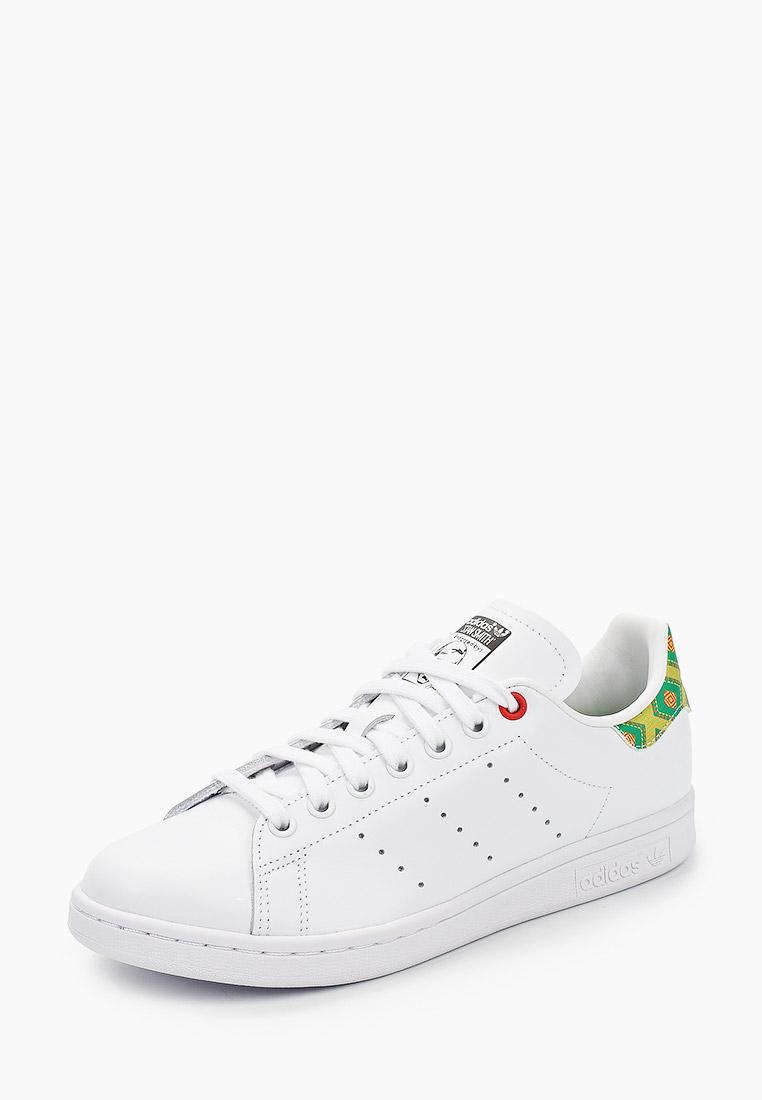 Мужские кеды Adidas Originals (Адидас Ориджиналс) FW3273: изображение 2