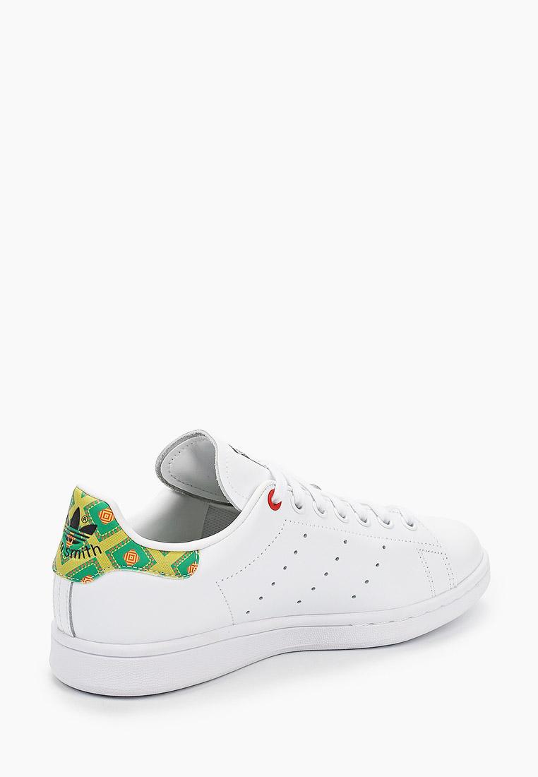Мужские кеды Adidas Originals (Адидас Ориджиналс) FW3273: изображение 3