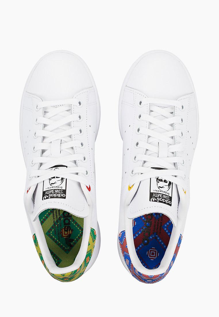 Мужские кеды Adidas Originals (Адидас Ориджиналс) FW3273: изображение 4