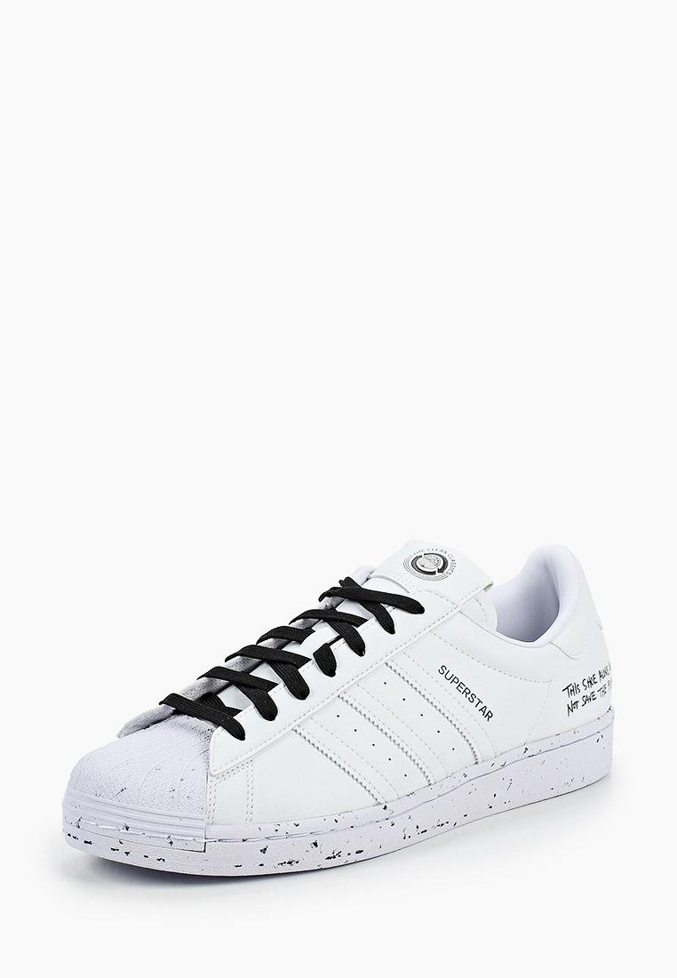 Мужские кеды Adidas Originals (Адидас Ориджиналс) FW2293: изображение 2