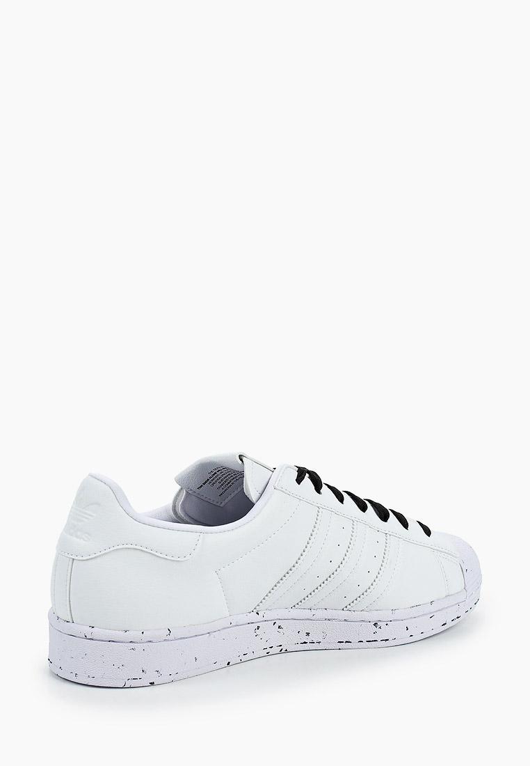 Мужские кеды Adidas Originals (Адидас Ориджиналс) FW2293: изображение 3