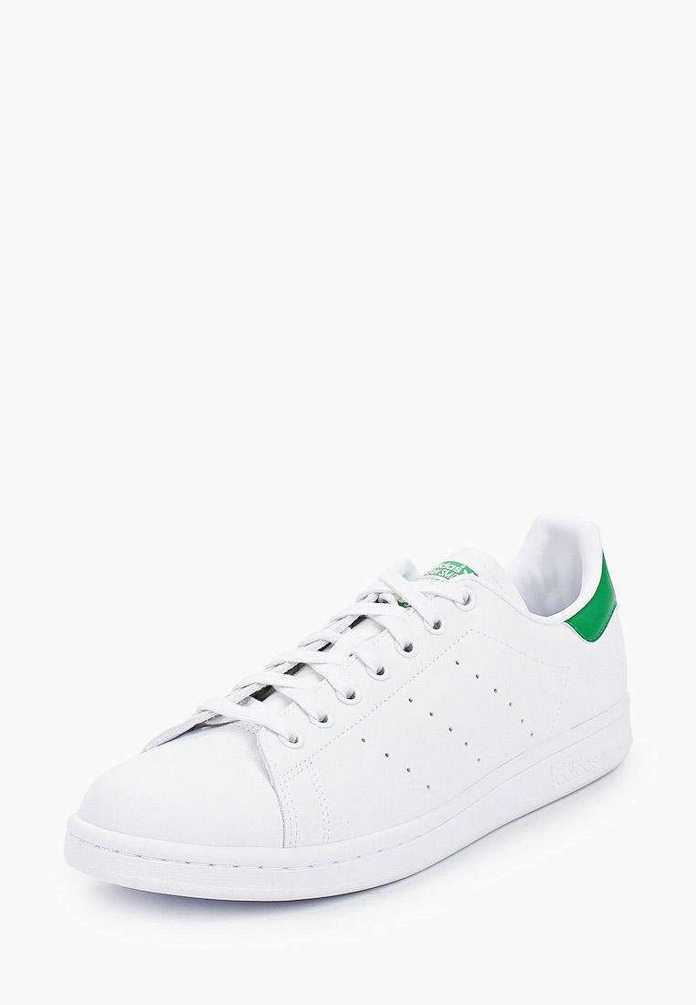Мужские кеды Adidas Originals (Адидас Ориджиналс) FU9612: изображение 2