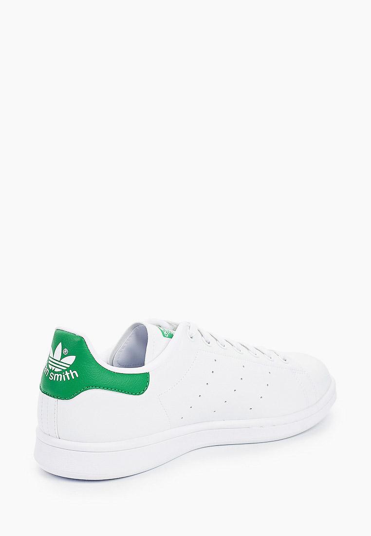 Мужские кеды Adidas Originals (Адидас Ориджиналс) FU9612: изображение 3