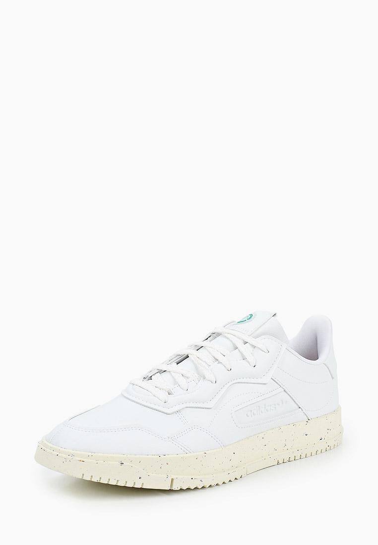 Мужские кеды Adidas Originals (Адидас Ориджиналс) FW2361: изображение 2