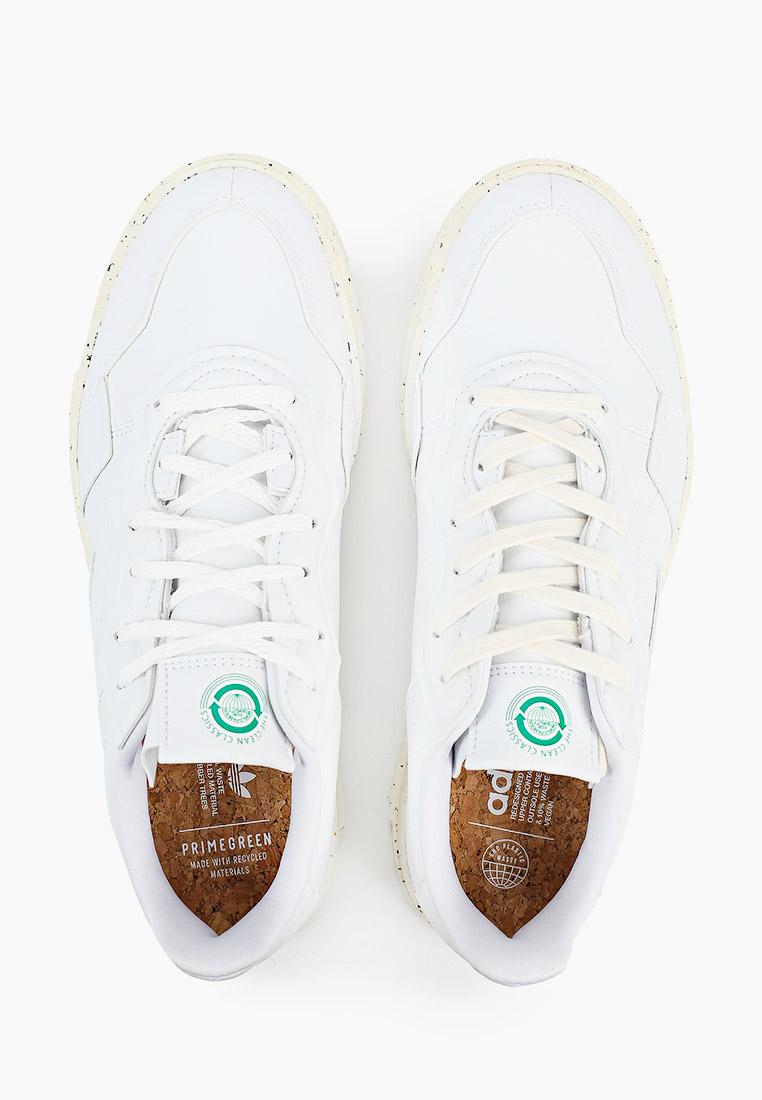 Мужские кеды Adidas Originals (Адидас Ориджиналс) FW2361: изображение 4