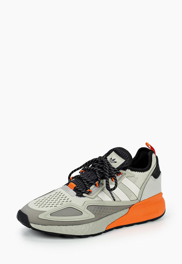 Мужские кроссовки Adidas Originals (Адидас Ориджиналс) FW0000: изображение 2