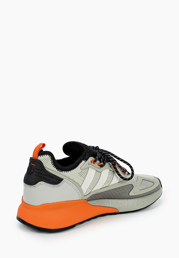 Мужские кроссовки Adidas Originals (Адидас Ориджиналс) FW0000: изображение 3