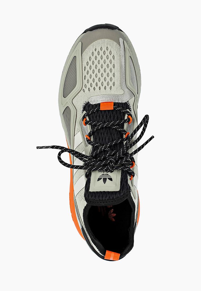 Мужские кроссовки Adidas Originals (Адидас Ориджиналс) FW0000: изображение 4