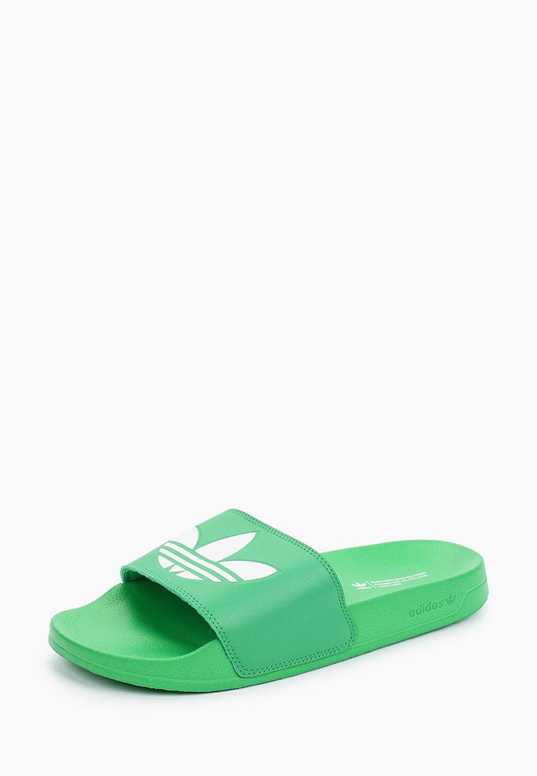 Мужская резиновая обувь Adidas Originals (Адидас Ориджиналс) FX5909: изображение 2